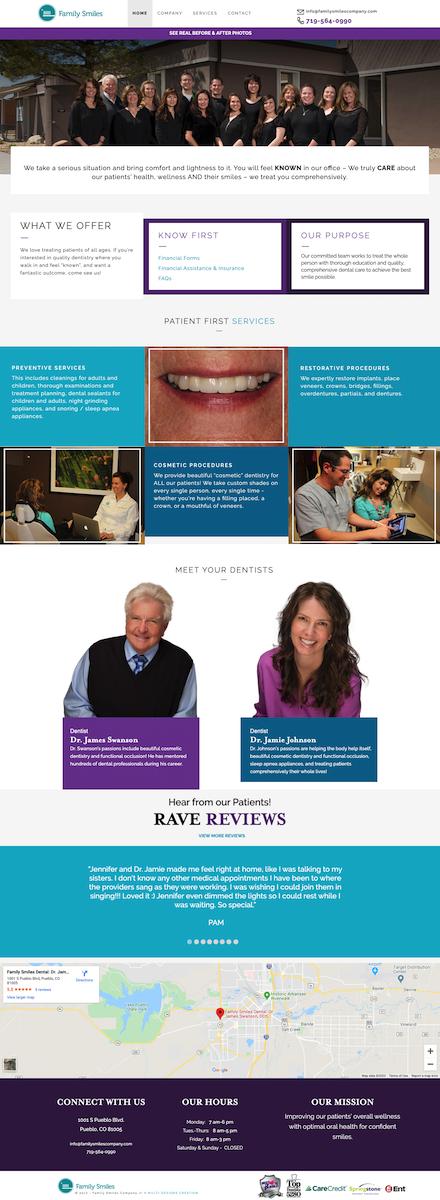 Family Smiles Dentistry